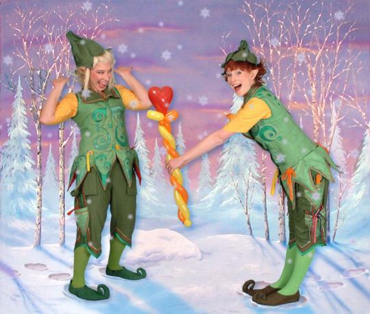 mischievous elves and fairies fool s paradise